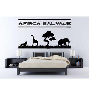 vinilodecorativoAfricasalvaje