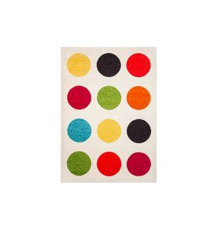 Tapete-Swing-Fondo-Blanco-Circulos-Colores---120x170
