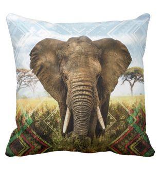 Cojin-Elephant