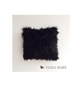 Coj'n-Poodle-Negro