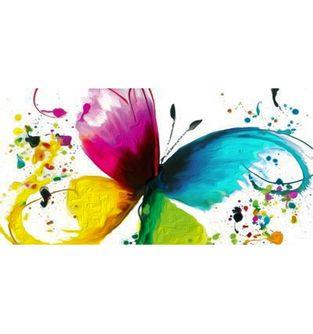 Cuadro-Flotante-Mariposa-de-Colores