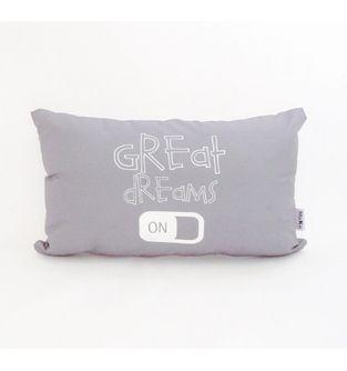 Cojin-Dream-on-Blanco-Gris