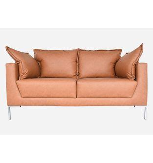 Sofa-3-puestos-Deco-cuero-sintetico-marfil