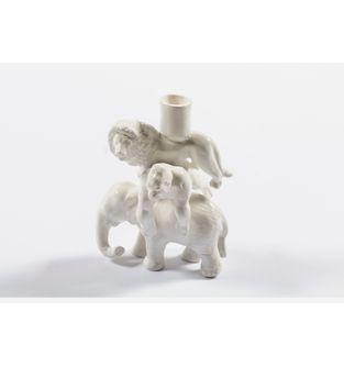 Candelabro-animales-blanco