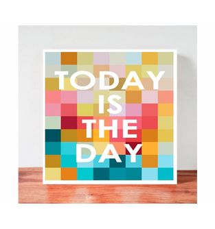 Cuadro-Decorativo-para-Pared-Frases-positivas-Be-Love--Today-is-the-day-.