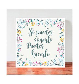 Cuadro-Decorativo-para-Pared-Frases-positivas-Be-Love--Si-puedes-soñarlo-puedes-hacerlo-.