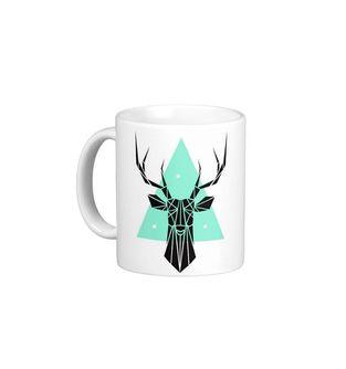 Taza-en-ceramica-con-diseño-Mug-Morning--Triangulo-del-ciervo-.