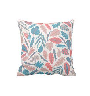 Cojin-Decorativo-para-el-hogar-en-Polyester-Lovely-Home--Leaves-and-memories-.