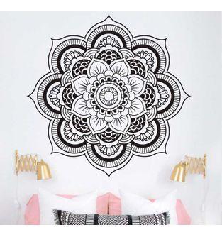 Lotus-Mandala-S-Negro