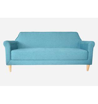 Sofa-3-puestos-Vintage-tela-turquesa