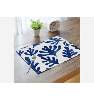 Individual-Blue-Coral-Set-x-4