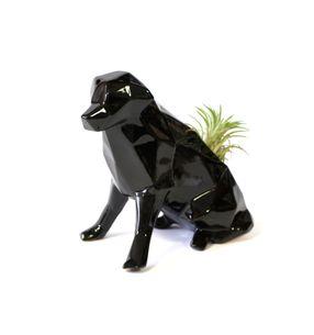 Matera-Labrador-Facetado-Negro