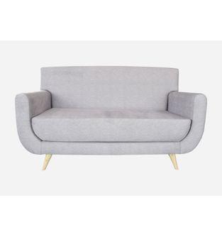 Sofa-2-puestos-Courbe-tela-Yoga-Plata