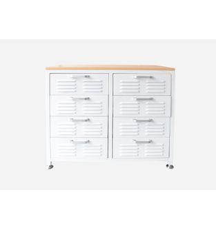 Gavetero-Locker-8-cajones-blanco