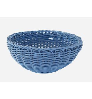 Canasta-Plastica-Redonda-23-Cm--Azul