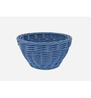 Canasta-Plastica-Redonda-18-Cm---Azul