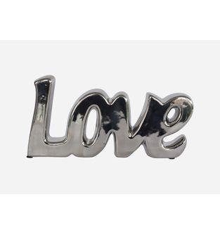 Escultura-love-Plata