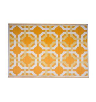 Tapete-rectangular-eden-blanco-amarillo-naranja