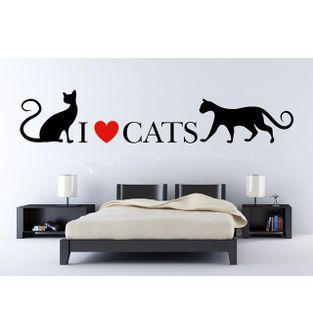 vinilodecorativoIlovecats