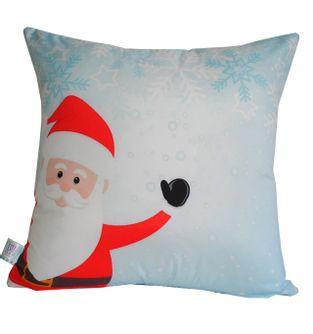 Cojin-Navideño-Saludo-Santa