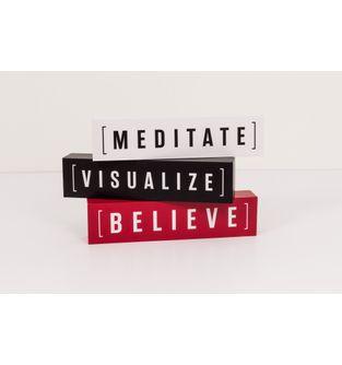 Cuadro-Meditate