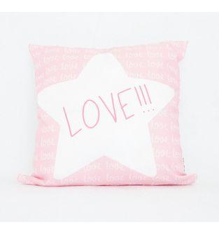 Cojin-Estrella-Love