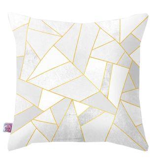 Cojin-Decorativo-Triangullos-Blanco-y-Dorado