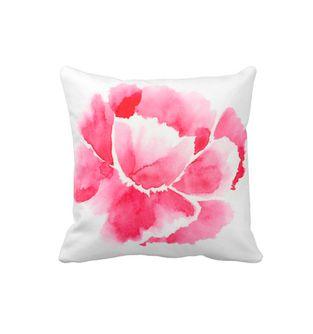Cojin-Decorativo-para-el-hogar-en-Polyester-Lovely-Home--Rose-.