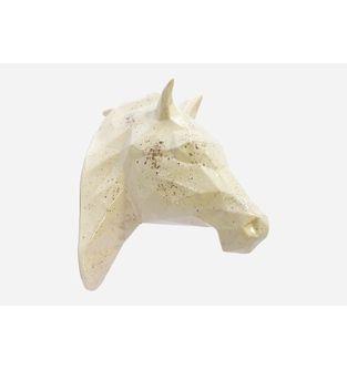 Escultura-Cabeza-Unicornio-Facetado-GingerSprinkles