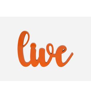 Aplique-Pared-Live-Naranja