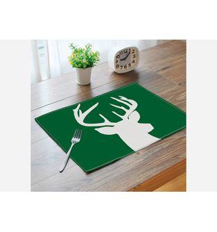 Servilletas-Green-Holy-Reindeer-Set-X-4