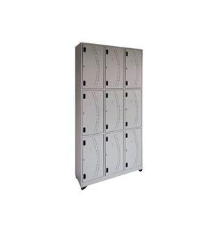 Locker-9-puestos