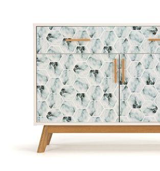 Mini-Vinilo-Adhesivo-Green-Marble-Tiles-impreso