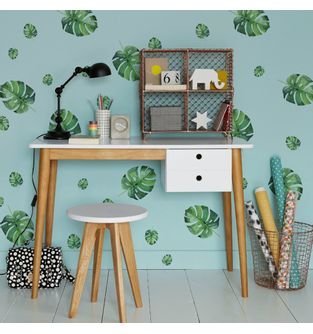 Mini-Vinilo-Adhesivo-Mini-Monstera-Leaves-impreso