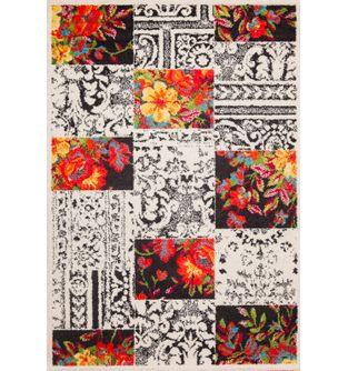 Tapete-Swing-Fondo-Blanco-Flores-Y-Cuadros---120x170