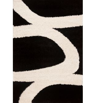 Tapete-Royal-Funk-Fondo-Negro-Lineas-Blancas---170x120