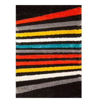 Tapete-Royal-Funk-Fondo-Negro-De-Lineas-Geometricas---230x160