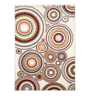 Tapete-Sevilla-Fondo-Blanco-Circulos-Colores---230x160