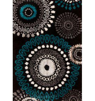 Tapete-Royal-Funk-Fondo-Negro-De-Flores--230x160