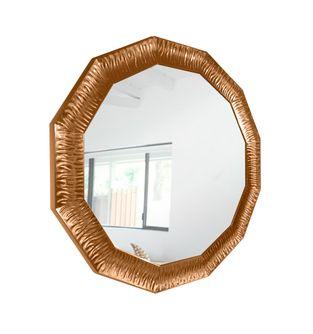 Espejo-Dodecagono-80-cm-Cobre